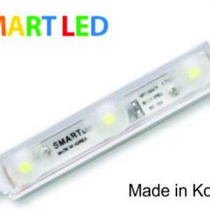 Led 3 bóng SMART LED Hàn Quốc ( Trắng, Trắng ấm)