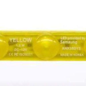 LED 3 bóng Hàn Quốc ANX màu vàng